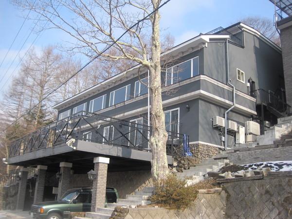 幻の The Vintage Hotel Karuizawa _f0236260_185428.jpg