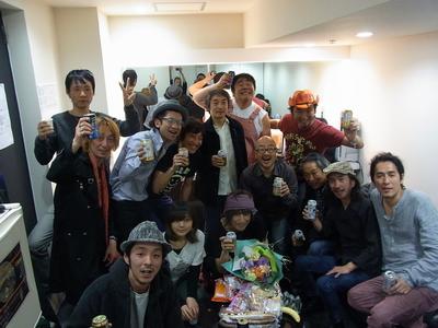 """50th HAPPY BIRTHDAY LIVE \""""夢の歌\""""_c0227168_18525057.jpg"""