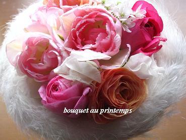 ふわふわ春の花束♪_c0098807_22475721.jpg