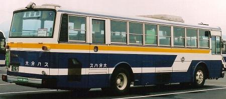 大分バス 日野P-HT235BA +富士5E_e0030537_037524.jpg