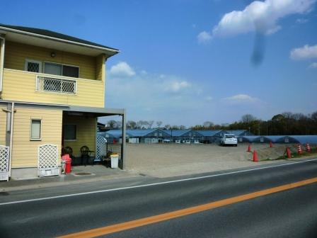 東側駐車場工事完了のお知らせ_c0174644_1922247.jpg