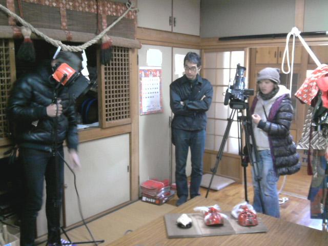 宮崎ケーブルテレビ取材_c0045448_11465848.jpg
