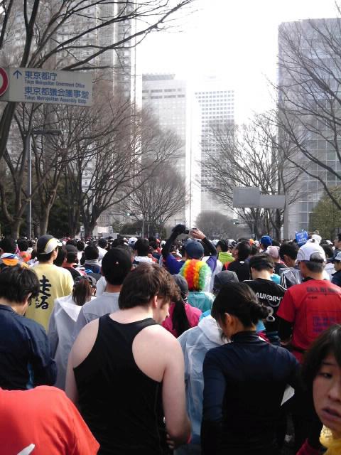 東京マラソン 完走できました!_b0132351_21213365.jpg