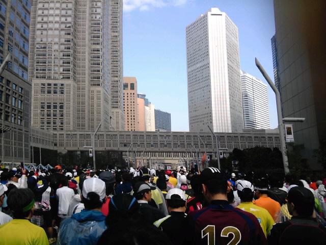 東京マラソン 完走できました!_b0132351_21241286.jpg