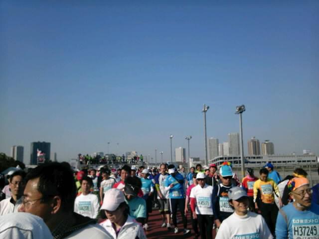 東京マラソン 完走できました!_b0132351_2127599.jpg