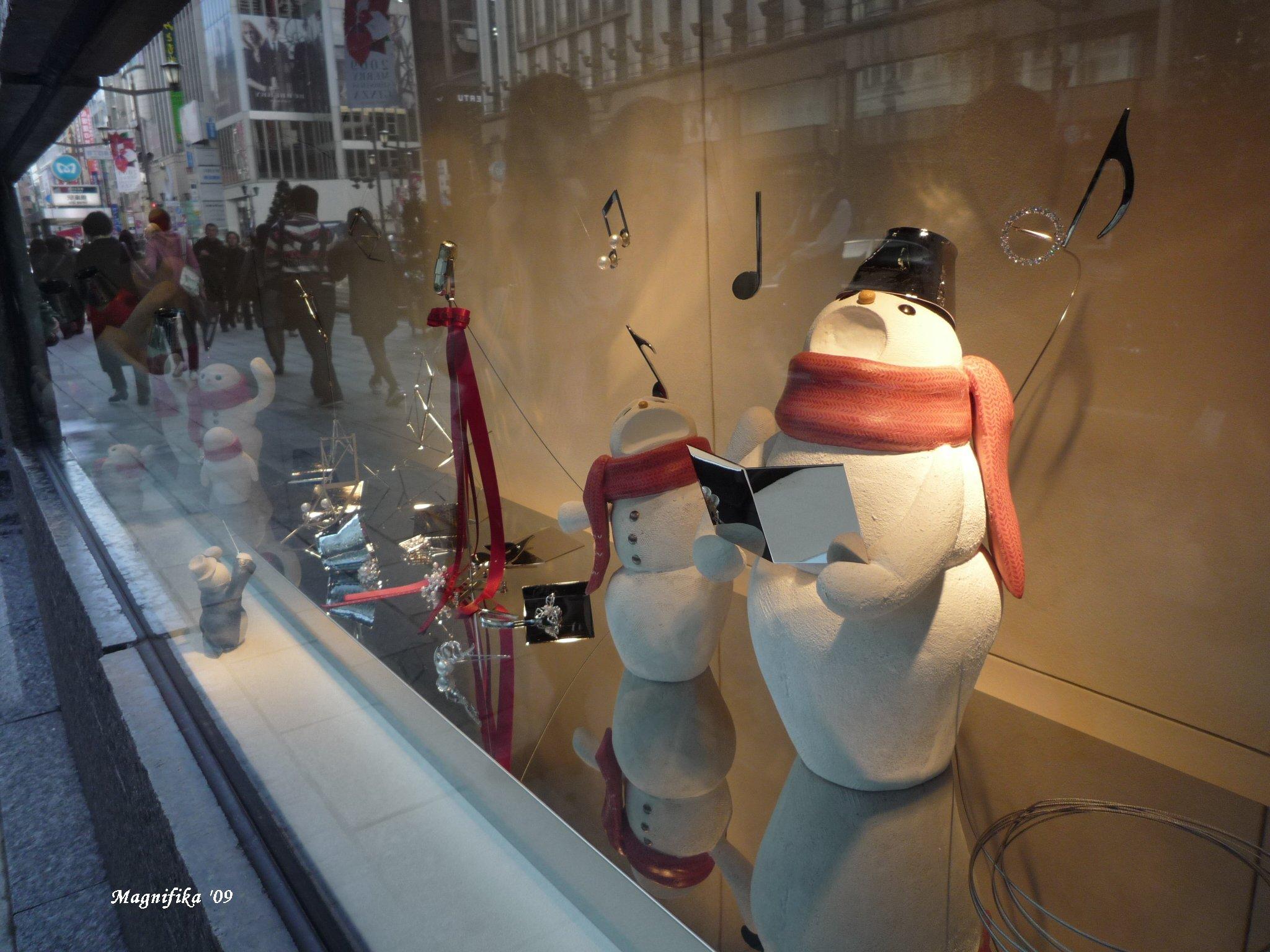 再び銀座のクリスマス Christmas Decoration Views of Ginza, Again_e0140365_20461640.jpg