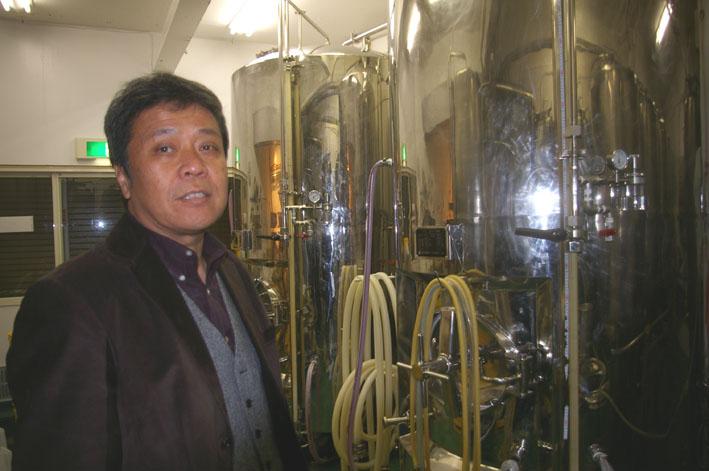 鎌倉ビールを見学、新「北鎌倉の恵み」の商品化で意見交換_c0014967_182399.jpg