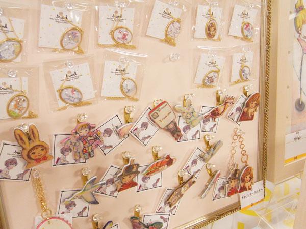 chiyo Exhibition【展示作品紹介】(渋谷ロフト5Fグラフィックス)開催中〜3/22 _f0223074_2141359.jpg