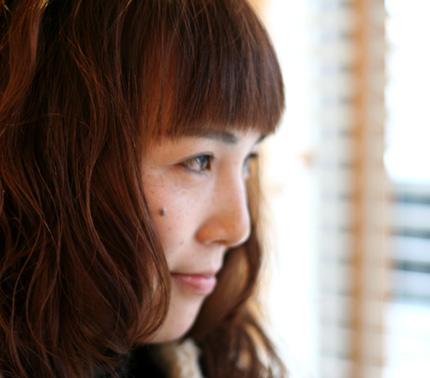 サイドの髪を少しパッツンと☆_a0133078_19202636.jpg