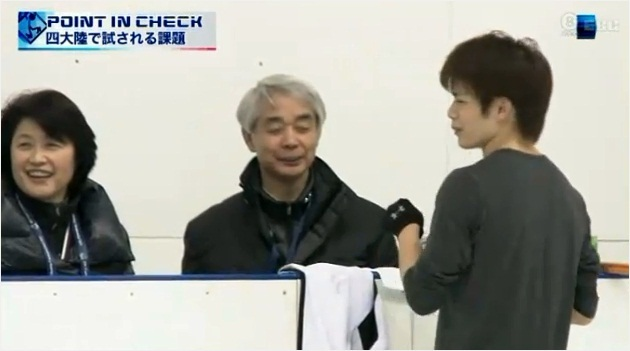 真央選手が佐藤信夫コーチに叱られたというエピソードも興味深かったです。信... 浅田真央選手、自