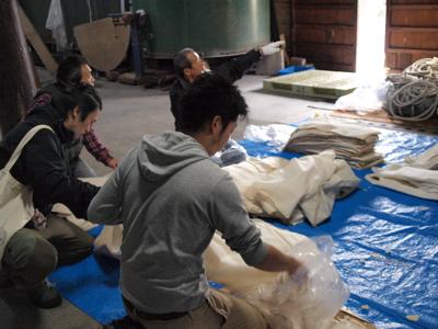田中六五の白糸酒造さんへ2_f0232994_4324689.jpg