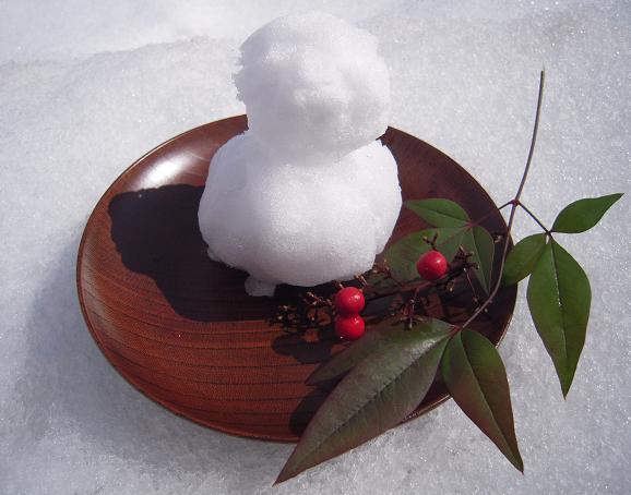 畑の雪 2011.03.10_c0213599_2118969.jpg