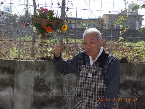 園芸療法☆2月のレク_d0163307_1153182.jpg