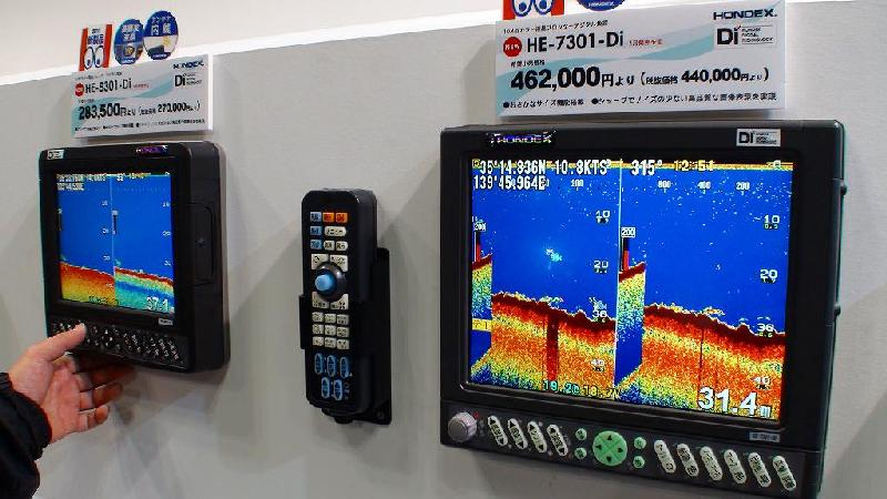 JAPAN INTERNATIONAL BOATSHOW 2011 その5 HONDEX_a0132631_817375.jpg