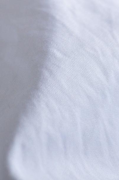 STYLE CRAFT WARDROBE/スタイルクラフト ワードローブ SHIRTS #2 Cotton White/コットン スタンドシャツ