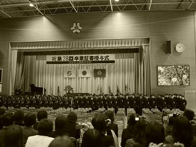 涙の卒業式。_b0125443_1441145.jpg
