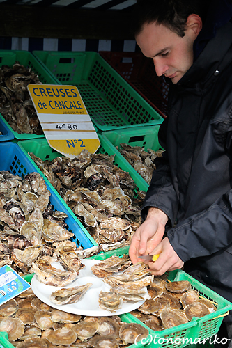 牡蠣のワイルド食べ放題_c0024345_6535657.jpg