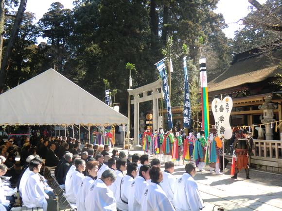 鹿島神宮祭頭祭の写真 その1_f0229750_12553157.jpg