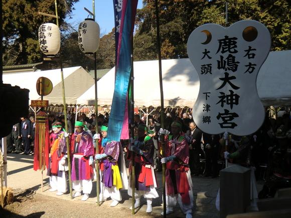 鹿島神宮祭頭祭の写真 その1_f0229750_12554738.jpg