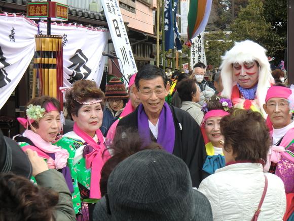 鹿島神宮祭頭祭の写真 その1_f0229750_1259029.jpg