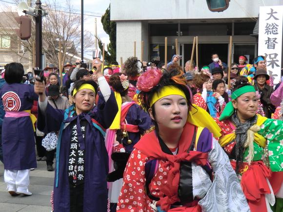 鹿島神宮祭頭祭の写真 その1_f0229750_130694.jpg