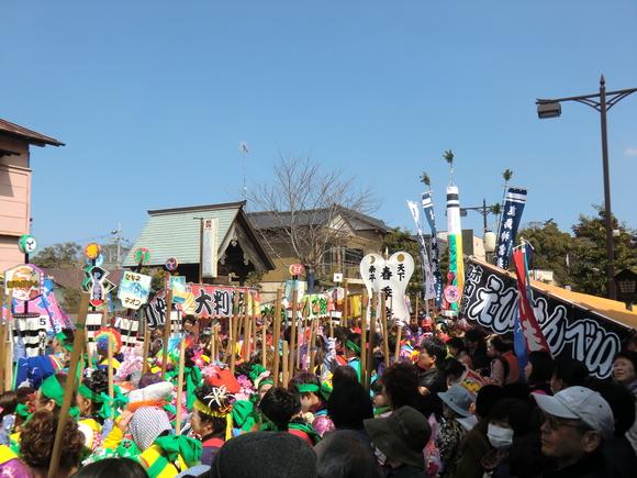 鹿島神宮祭頭祭の写真 その2_f0229750_13101151.jpg