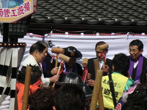 鹿島神宮祭頭祭の写真 その2_f0229750_13115143.jpg