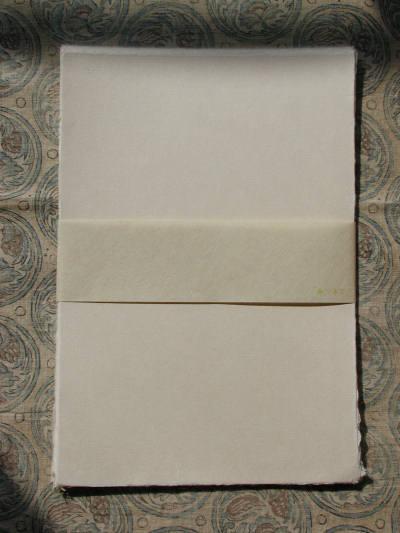 手すき和紙 便箋・封筒_e0200879_1349427.jpg
