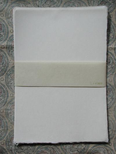 手すき和紙 便箋・封筒_e0200879_13504221.jpg
