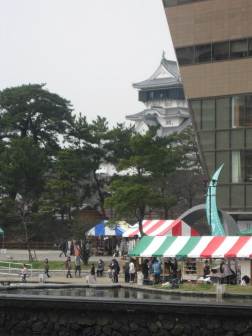「紫川リバーマーケット 第1日目」~~_a0125419_19374584.jpg