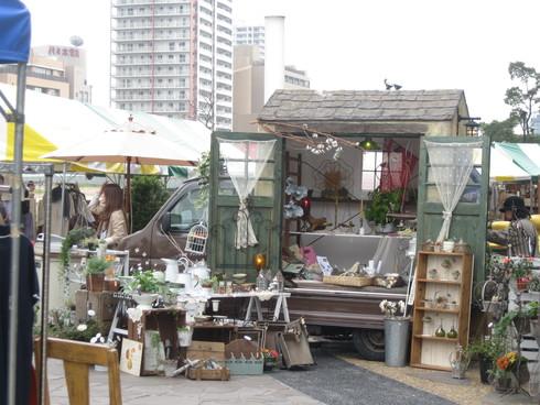 「紫川リバーマーケット 第1日目」~~_a0125419_19391638.jpg