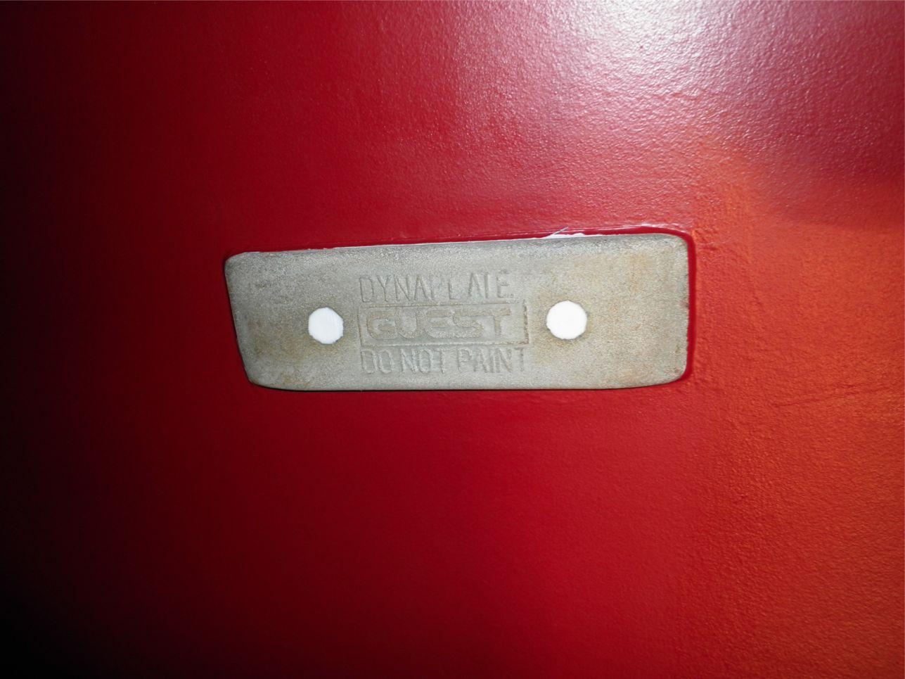 船底整備のすべて⑬ ハル 船底塗料033赤 塗装後_a0051924_22351499.jpg