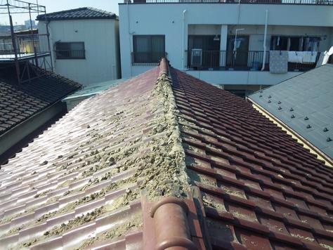 屋根瓦が・・・_d0073000_17301051.jpg