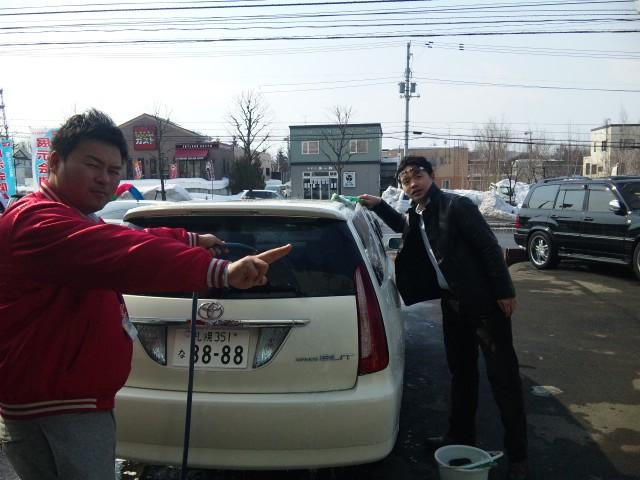 店長のニコニコブログ!S藤様 ランクル100 A田様 セドリック 御成約☆_b0127002_2319394.jpg