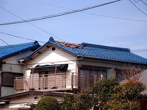 我が家周辺の地震被害_c0137404_17435264.jpg