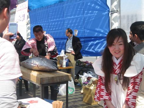 「紫川リーバーマーケット 第2日目~」_a0125419_20511556.jpg