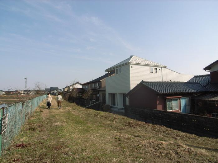 「見晴台の家」花火の見える家 完成!_e0189939_21395887.jpg