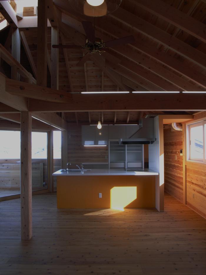 「見晴台の家」花火の見える家 完成!_e0189939_21491053.jpg