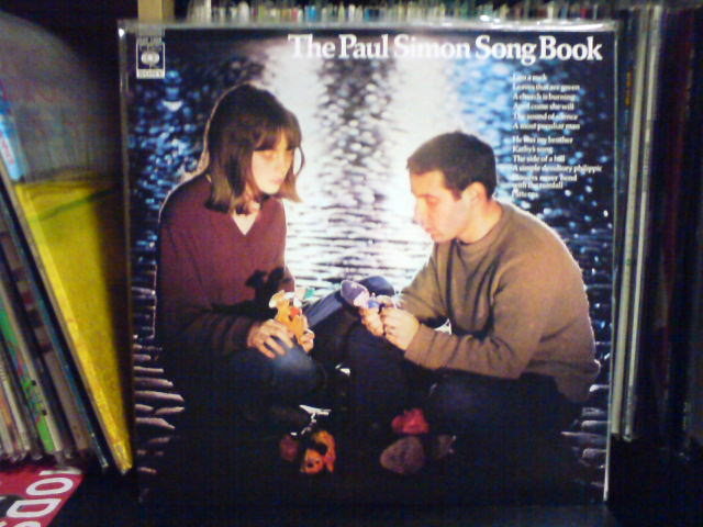 The Paul Simon Song Book / Paul Simon_c0104445_2253074.jpg