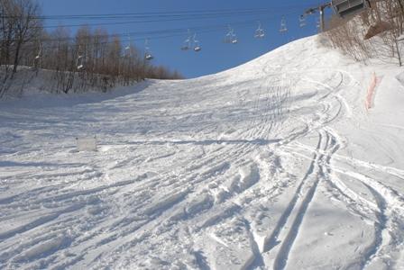 3-13 絶好の春スキー日和_b0068850_941149.jpg