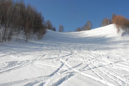 3-13 絶好の春スキー日和_b0068850_943337.jpg