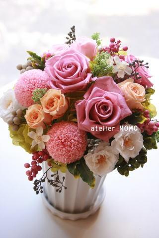 色とりどりのピンクで_a0136507_195570.jpg