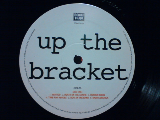 Up The Bracket / The Libertines_c0104445_21382771.jpg