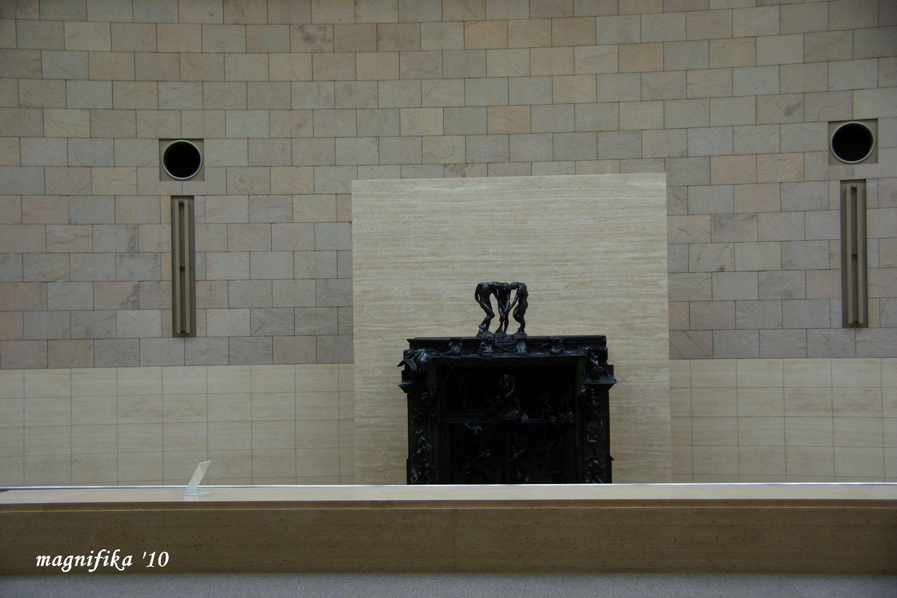 静岡県立美術館 ロダン館-1 Rodin Wing of Shizuoka Pref. Museum of Art_e0140365_20525844.jpg