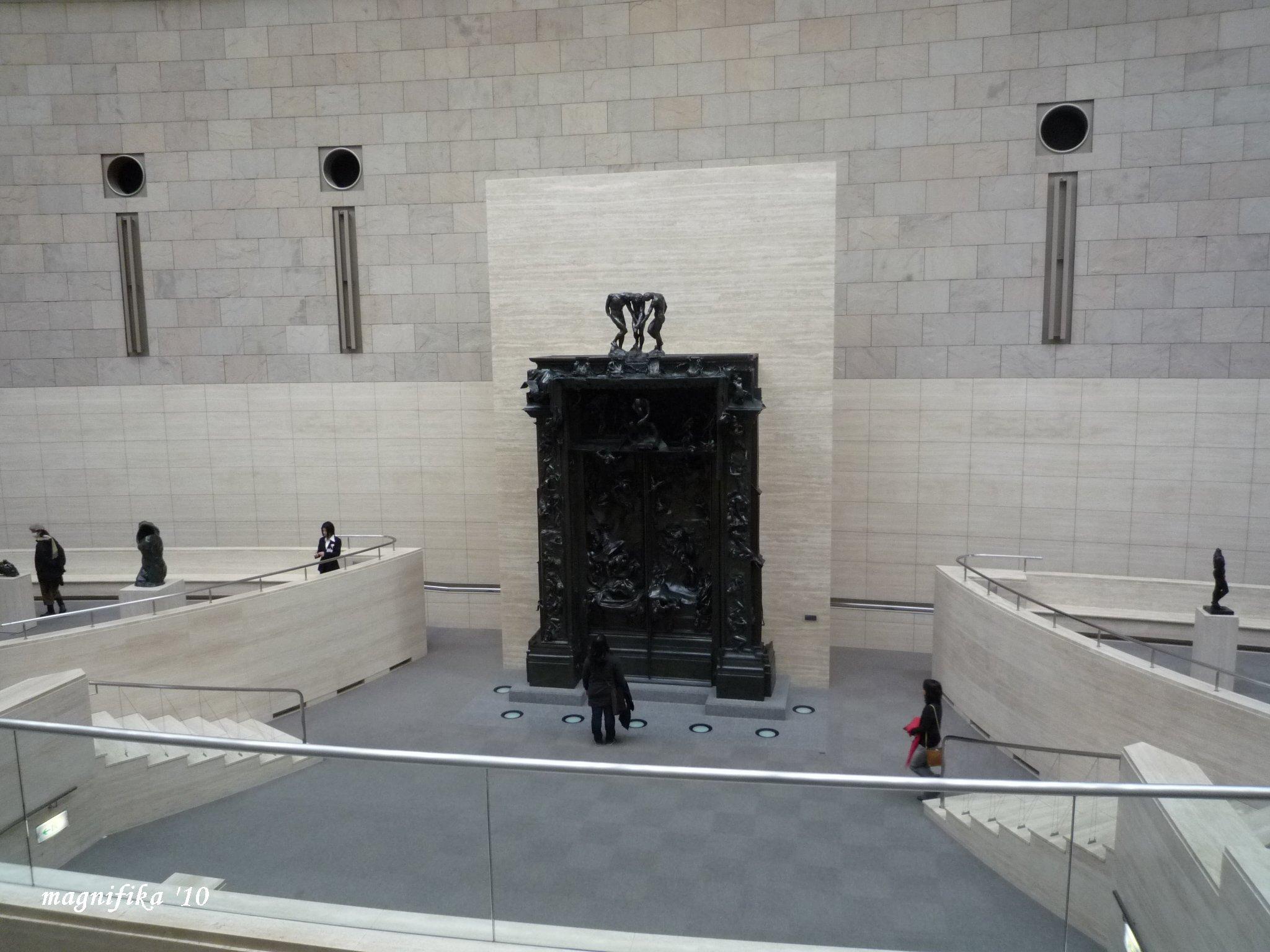 静岡県立美術館 ロダン館-2 Rodin Wing of Shizuoka Pref. Museum _e0140365_21445960.jpg