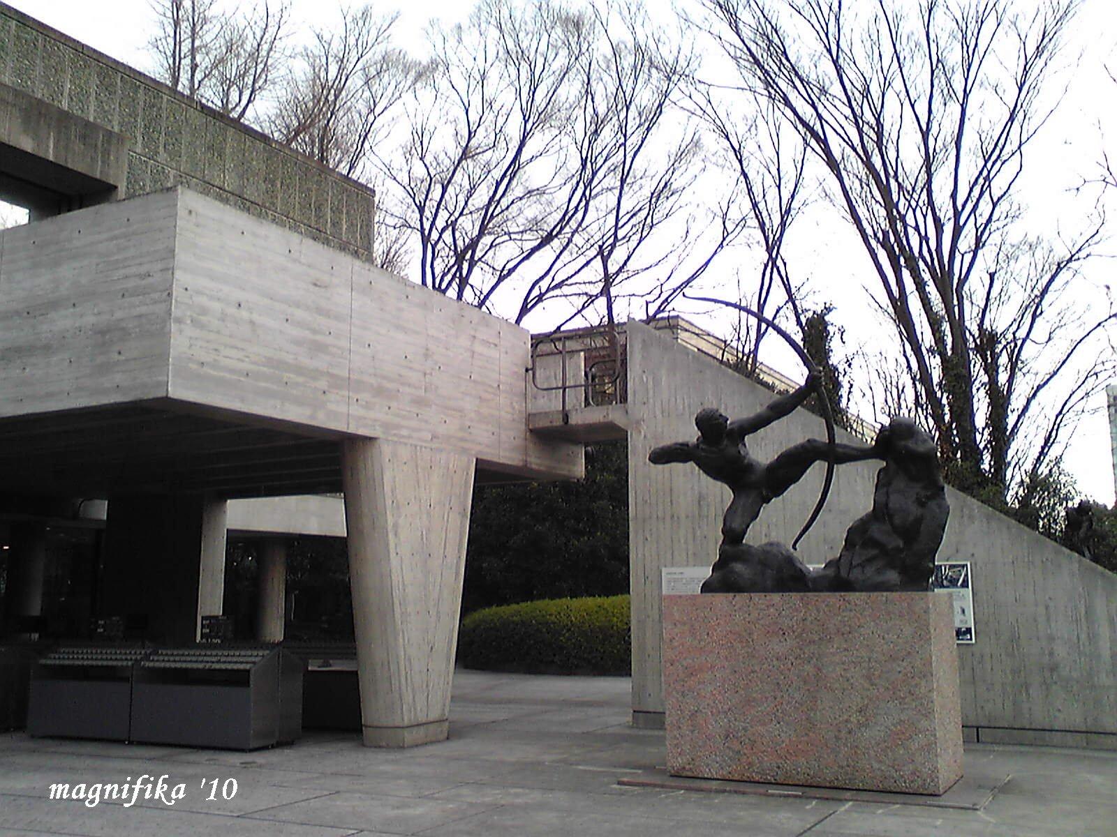 静岡県立美術館 ロダン館-2 Rodin Wing of Shizuoka Pref. Museum _e0140365_2241524.jpg