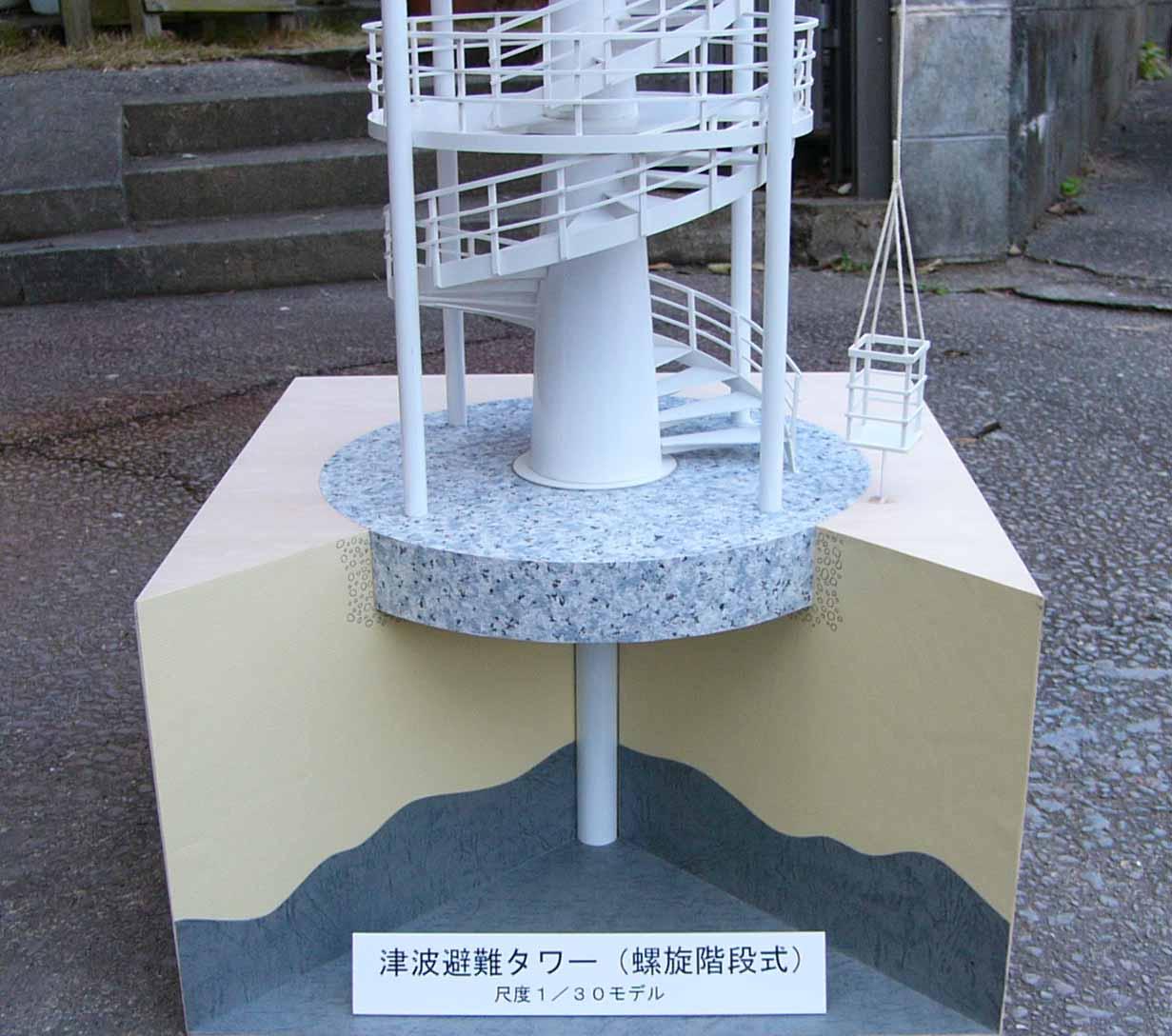 大津波に対して避難場所の確保その4_e0146402_20343994.jpg
