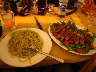 イタリア記 ローマ編 【Chef\'s Report】_f0111415_1973212.jpg
