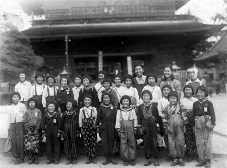 太平洋戦争時の学童疎開 : きゅ...