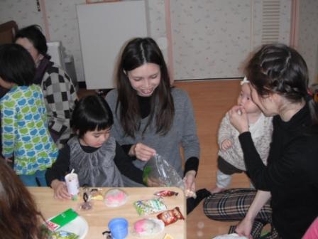 2011.03.03 ひな祭りティーパーティ_f0142009_1342295.jpg